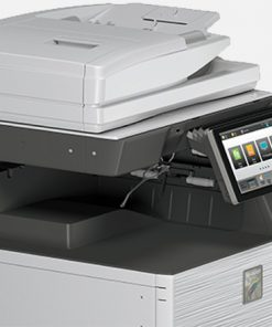 sharp photocopier support